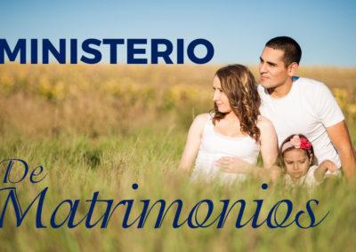 Ministerio de Matrimonios